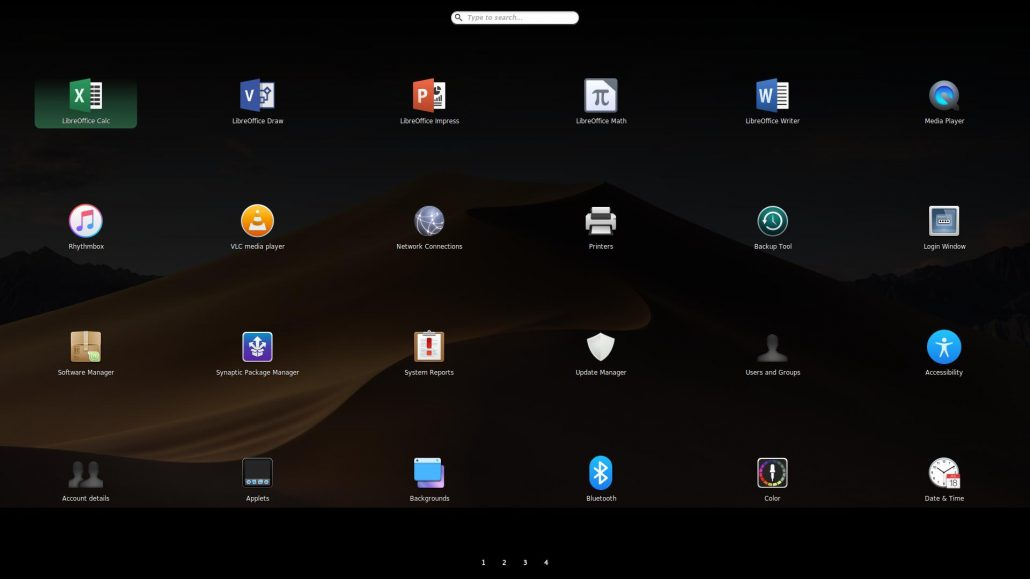 Make Linux Mint 19 Looks Like Mac OS X Mojave | Manjaro dot site