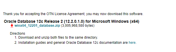 Beginners Guide to Install Oracle Database 12c on Windows 10