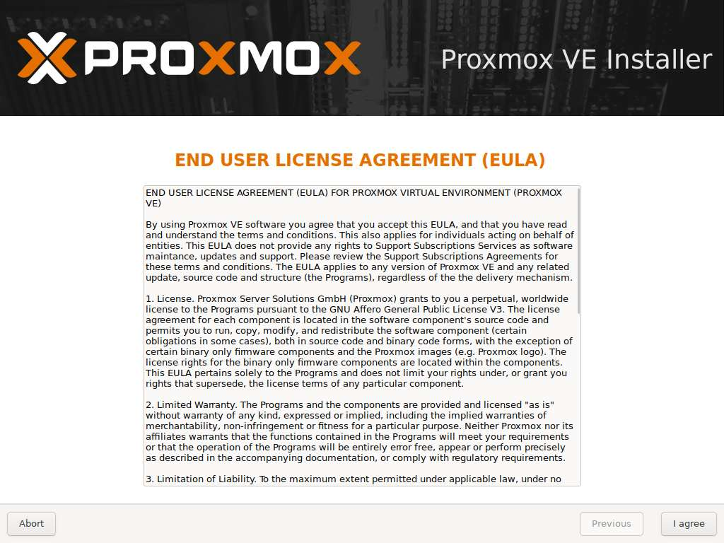 Install Proxmox 6.0 on Virtualbox easy way