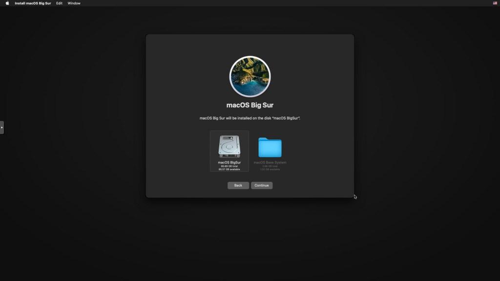 steps to Install macOS Big Sur 11 on Proxmox 6.3