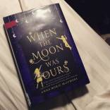 "119/150 (Dec 4, 2016) ""When the Moon was Ours"" by Anna-Marie McLemore. I'm not sure what I was expecting when I picked this up but it turned out to be one of the best contemporary pieces of YA magical realism I've come across, with so many relevant themes including community and the search for self and identity. It's also an extremely unique reimagining of La Llorona. Definitely worth the read. #bookfeet #read2016 #fortheloveofthepage #yaliterature #magicalrealism #yalit"