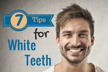 7 Simple Tips for Whiter Teeth