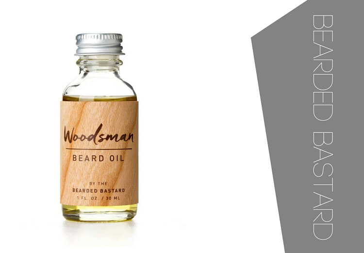 Bearded bastard woodsman. Best smelling beard oil