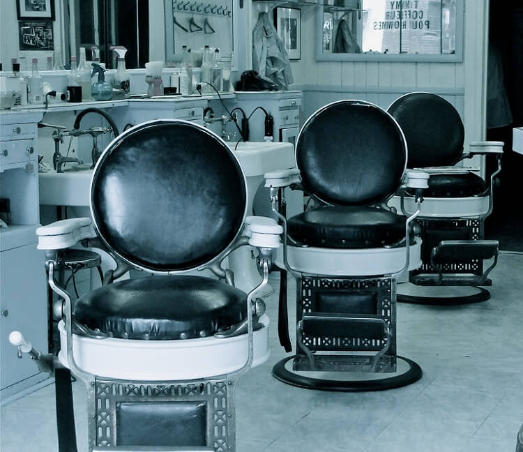 How to find a great barber. Barbershop should be busy it is a good sign