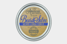 All American Gentlemen Beard Balm Review
