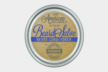 All American Gentlemen Beard Balm Review