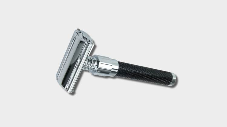 Review of Parker 92r safety razor butterfly open ultra heavyweight (twist to open)