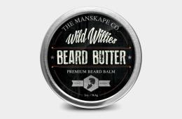 Wild Willies Beard Balm Review