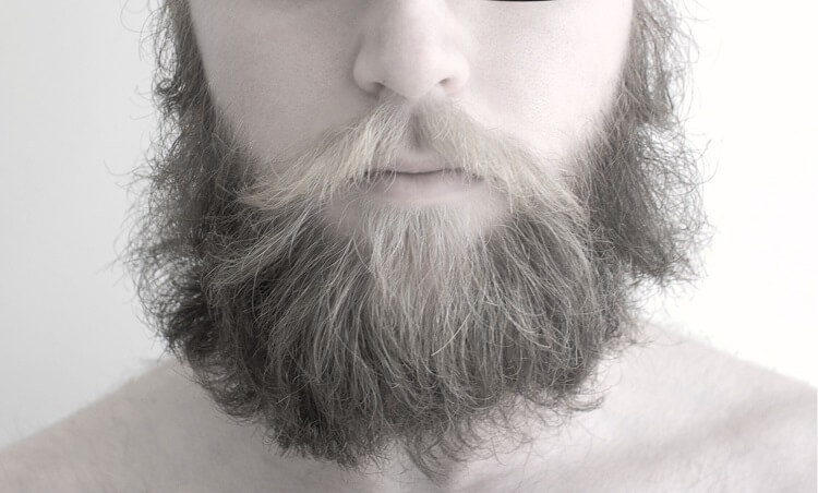 how to stop beard itch when growing