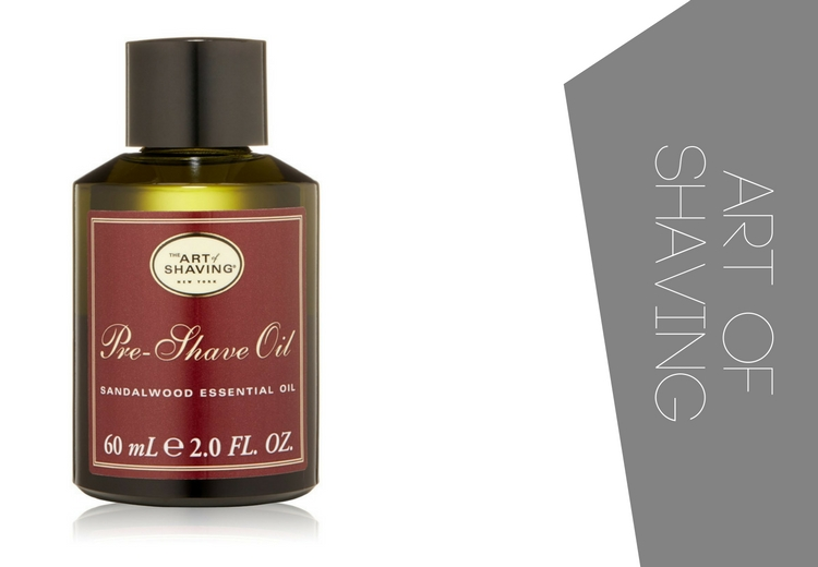 Best Pre Shave Oils for men with sensitive skin and not only - Art of Shaving