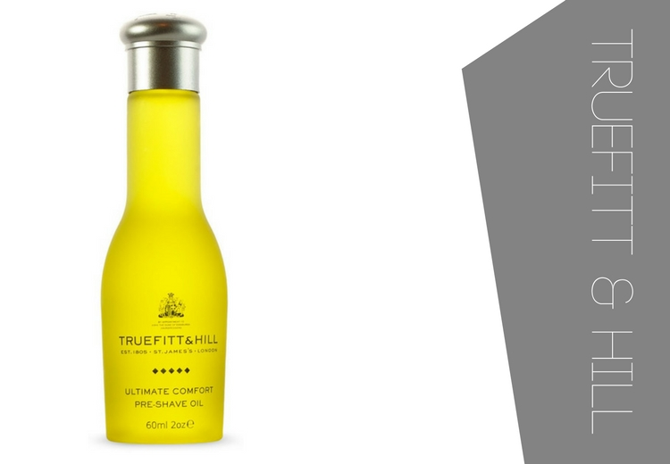 Best Pre Shave Oils for men with sensitive skin and not only - Truefitt and Hill