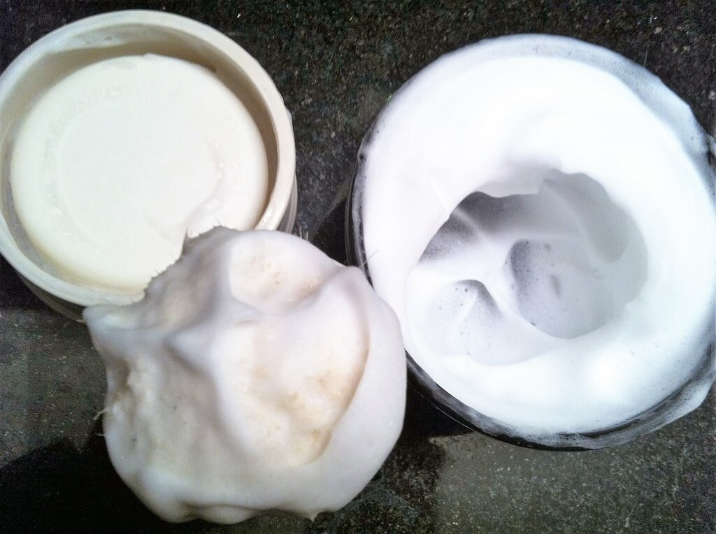 Great shaving soaps need to have an ideal mix of saponification agents