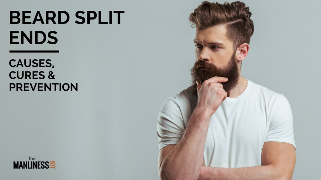 Beard Split Ends What Are The Causes Amp Cures Amp How To