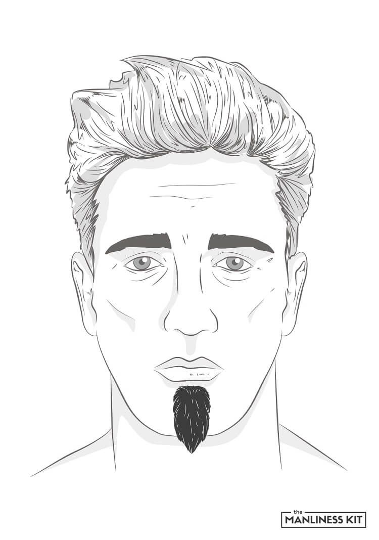 norse skipper beard style