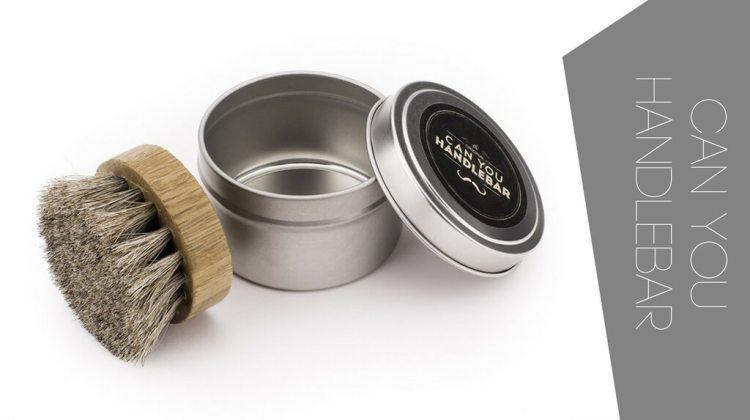 Best beard brush for long and short beards is the CanYouHandlebar boar bristle brush