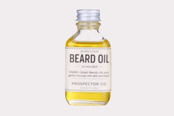 Brurroughs beard oil is probably one of the top beard oils with premium quality you can buy