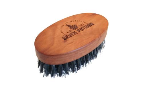 Top notch beard brush by Seven Potions