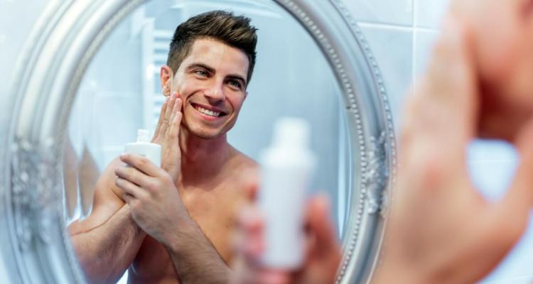 Aftershave balm. Understanding the differences with splash and lotion
