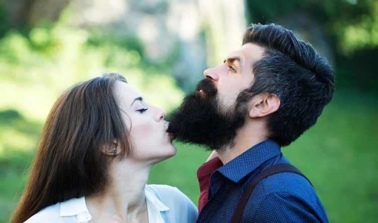 Dry skin under beard. Here is how to moisturise it