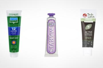 Reviews of the best toothpastes for bad breath