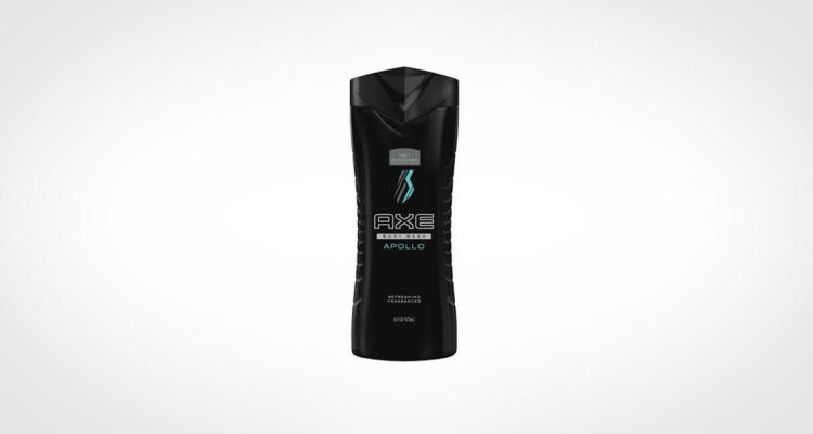 AXE Apollo body wash for men