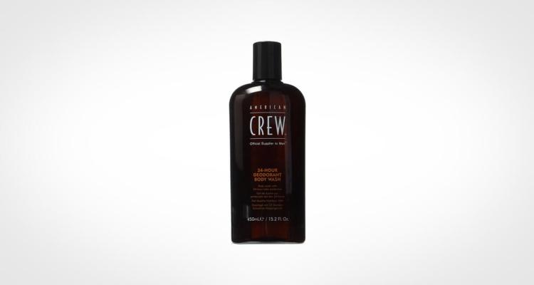 American Crew body wash for men