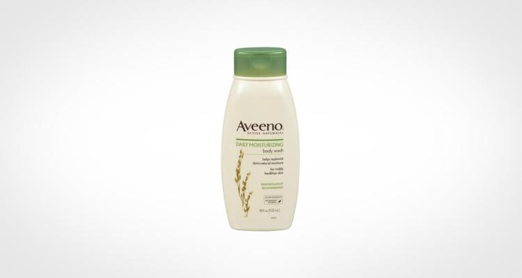Aveeno body wash for men