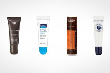 Best Lip Balms For Men. A review of the top lip salve for guys