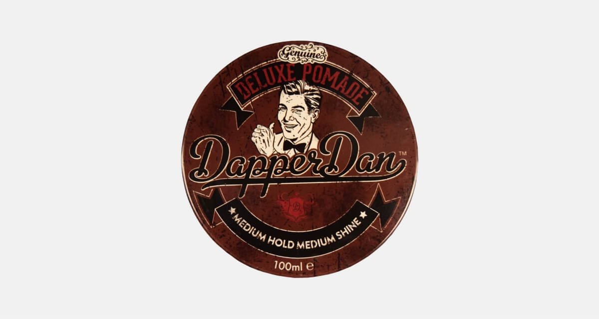 Dapper Dan Deluxe Pomade Medium Hold