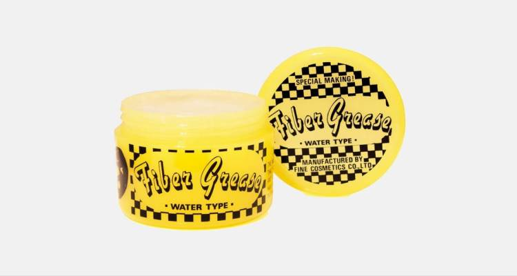 Fiber Grease Pomade