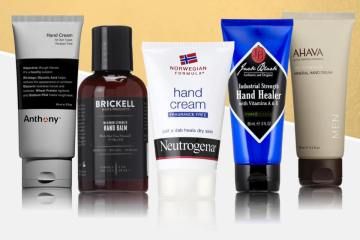 Best hand creams for men