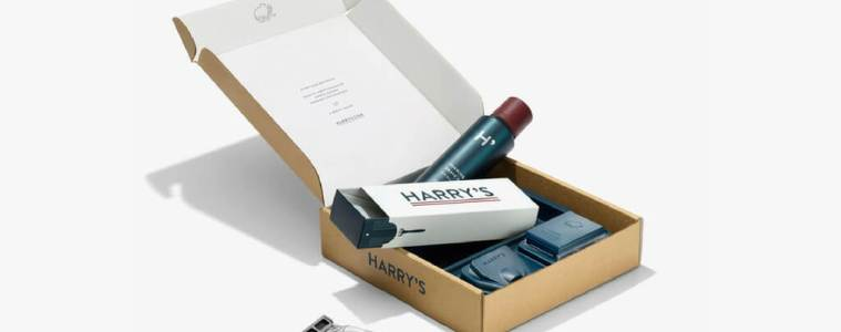 Harry's Razors Review - Winston Set