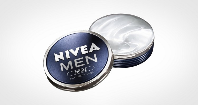 Nivea hand cream for men