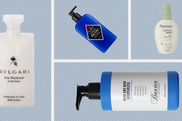 Best body lotions for men