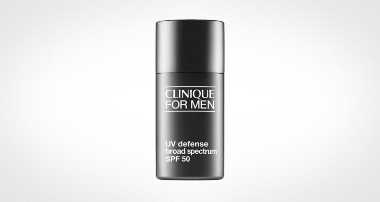 Clinique For Men sunscreen