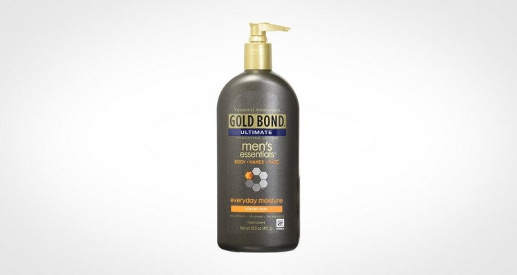 Gold Bond Men's Everyday Essentials Lotion