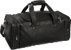 Royce leather gym bag for men
