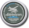 Adventurer solid fragrance for men