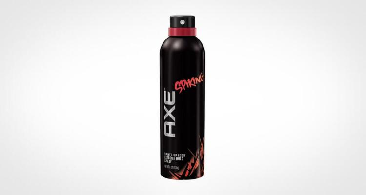 Axe Men's Extreme Hold Spray Spiked Up Look