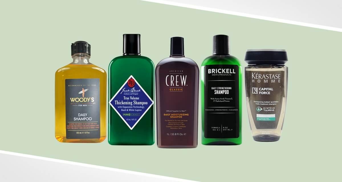 The shampoo jack off