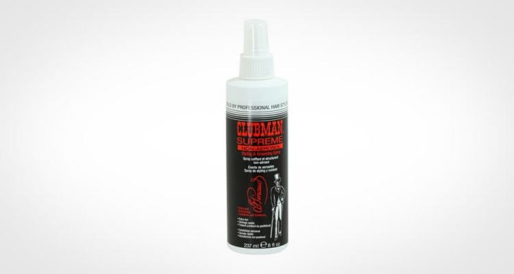 Clubman Supreme Non Aerosol Styling Spray For Men
