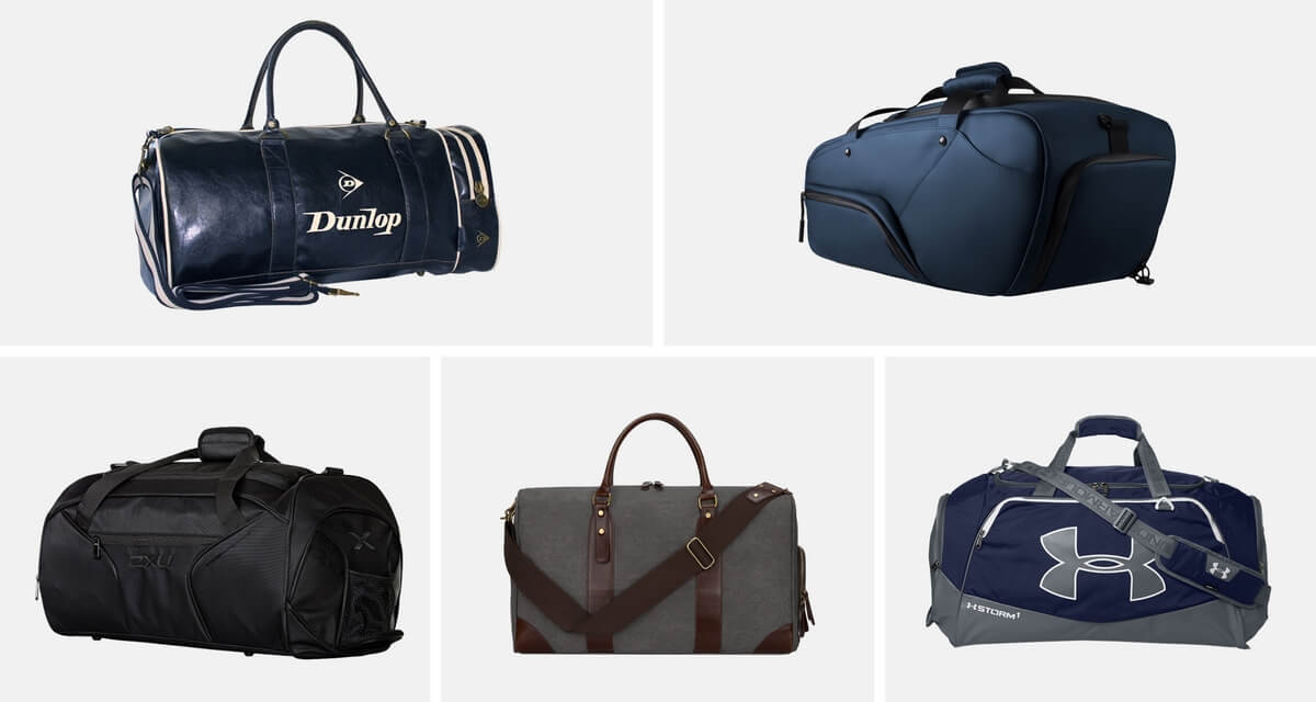 6140a6166b2 17 Of The Best Gym Bags For Men: Get Your Workout Started Like A Pro