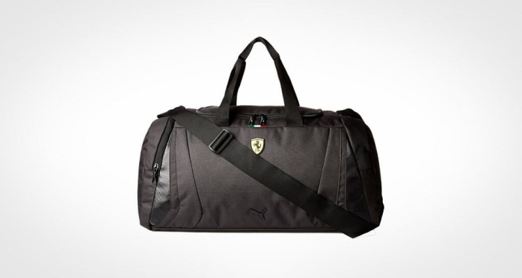 PUMA Men's Ferrari Replica Medium Team Bag