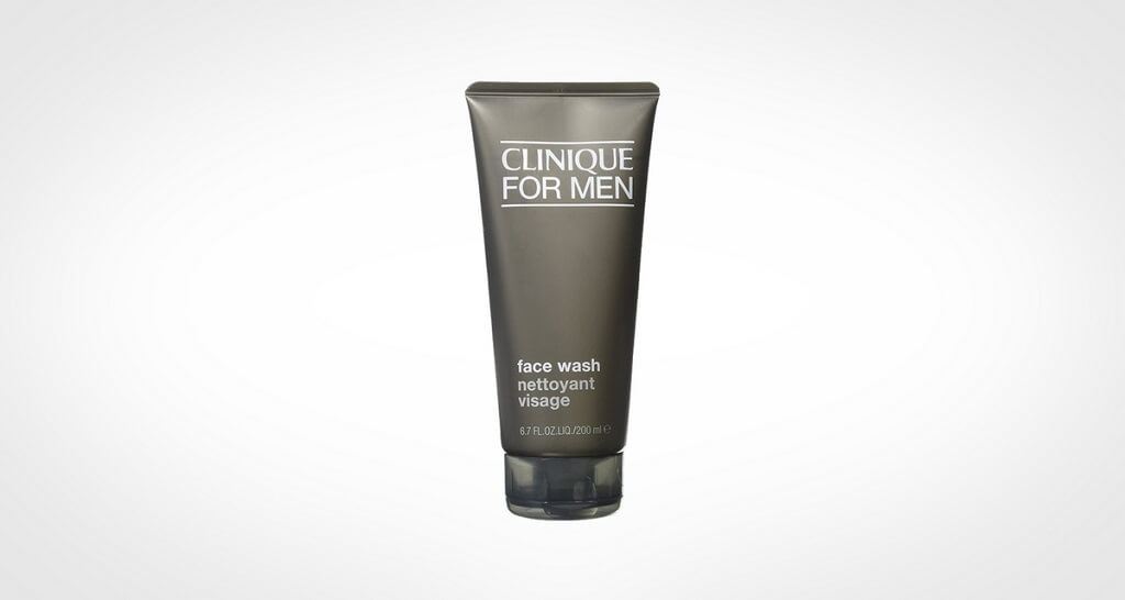 Clinique face wash for men