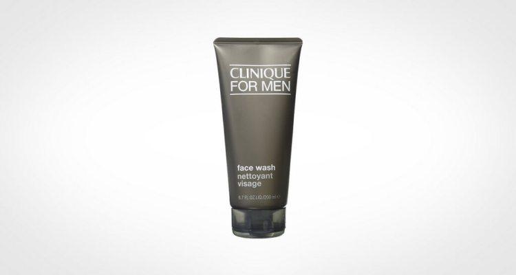 Clinique face wash for men