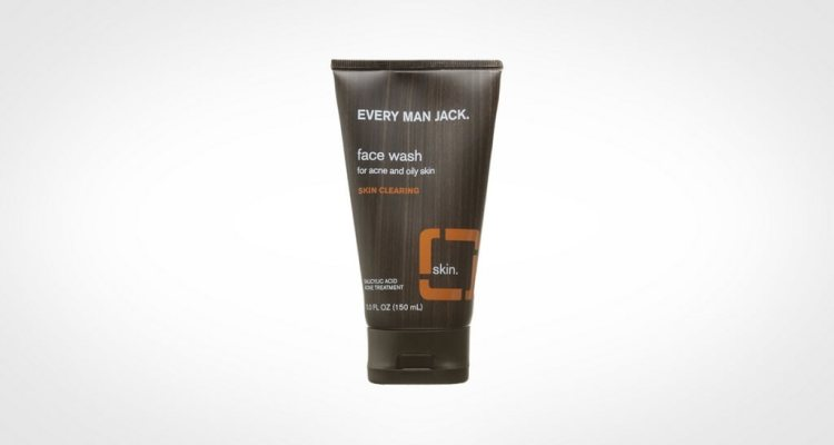 Every man jack face wash for men