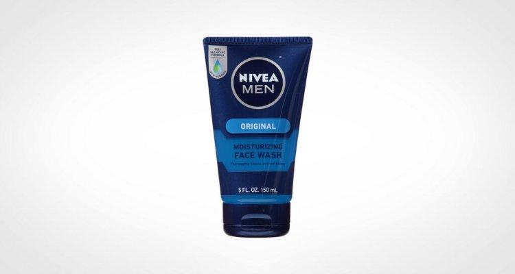 Nivea Men Moisturizing face wash for men