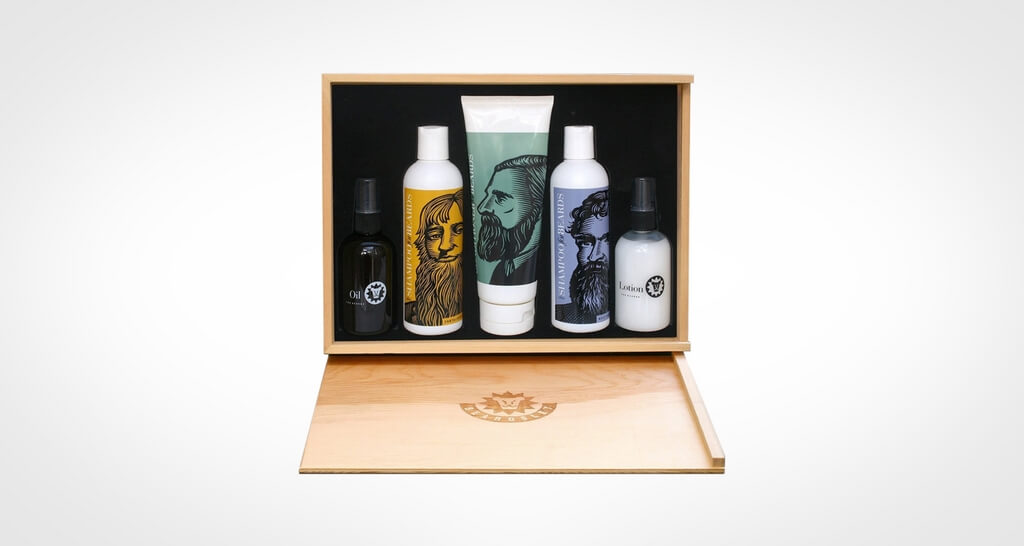 Beardsley In The Box Beard Care Set