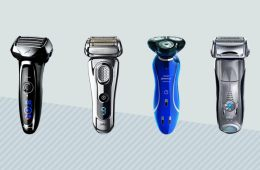 Best electric razors for men