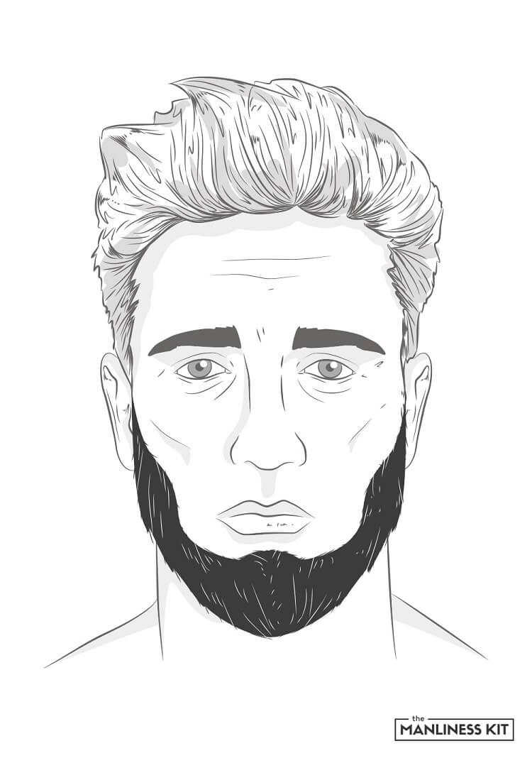 dutch beard style